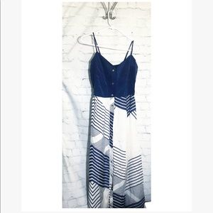 Myne • silk maxi dress